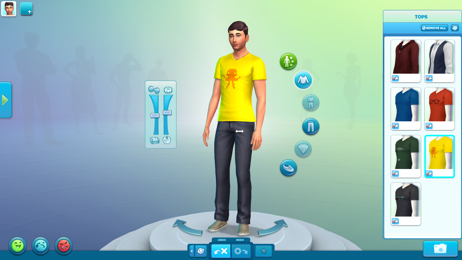 Dotsim i the sims 4 dotsim for Sims 4 raumgestaltung