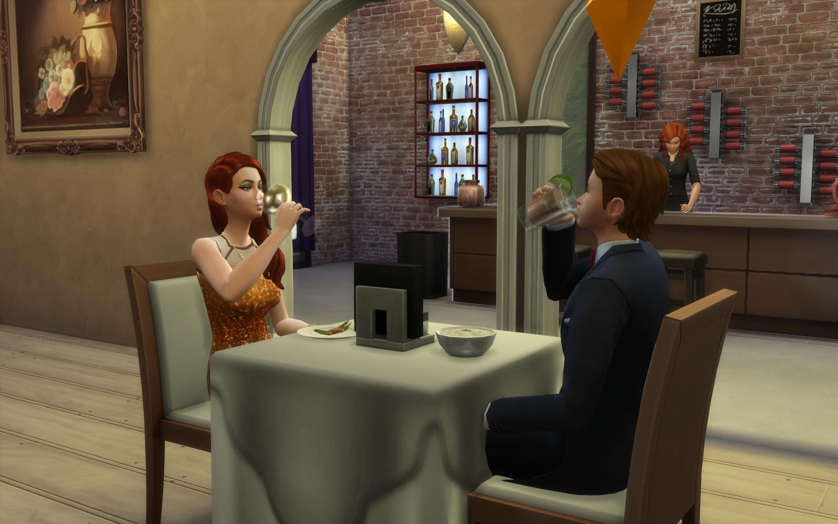 jak odpowiadać na wiadomości randkowe online sims 3Drake i Rihanna randki potwierdzone