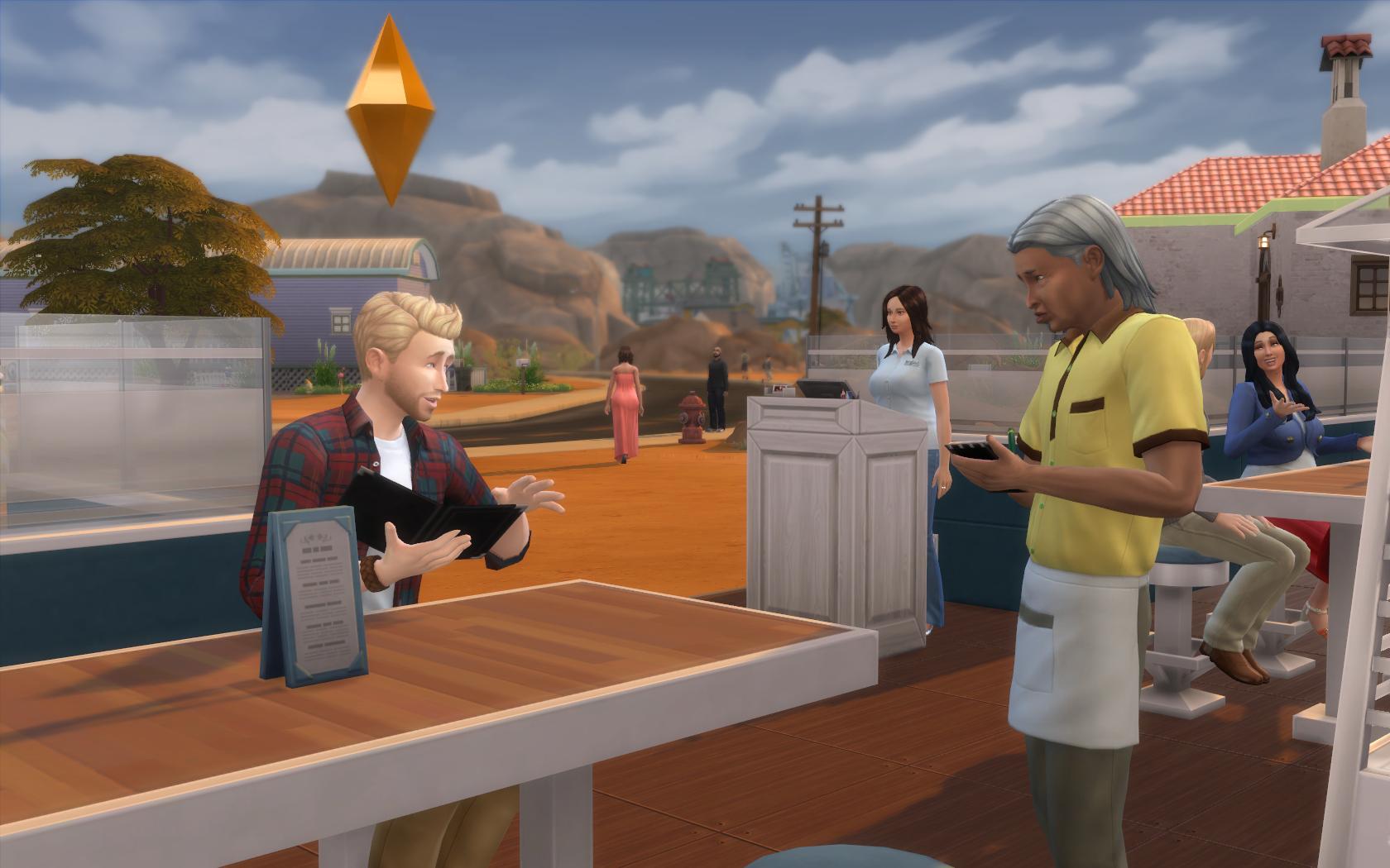 randki simów dla facetów anime plusy umawiania się ze starszym mężczyzną
