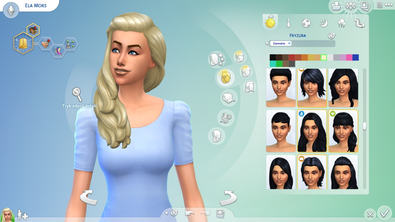 Try These Mod Na Włosy The Sims 4