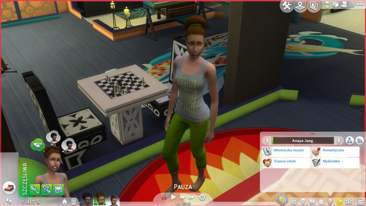 The Sims 4 starzenie ciężarnych modyfikacja Modny Piątek