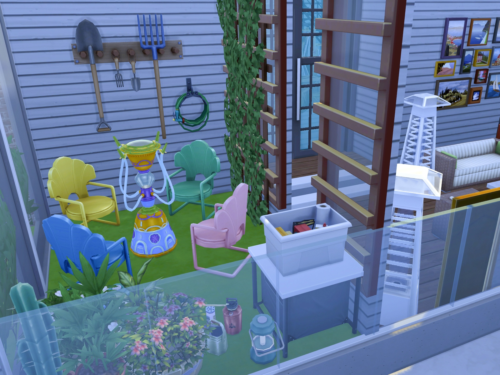 Altanka The Sims 4