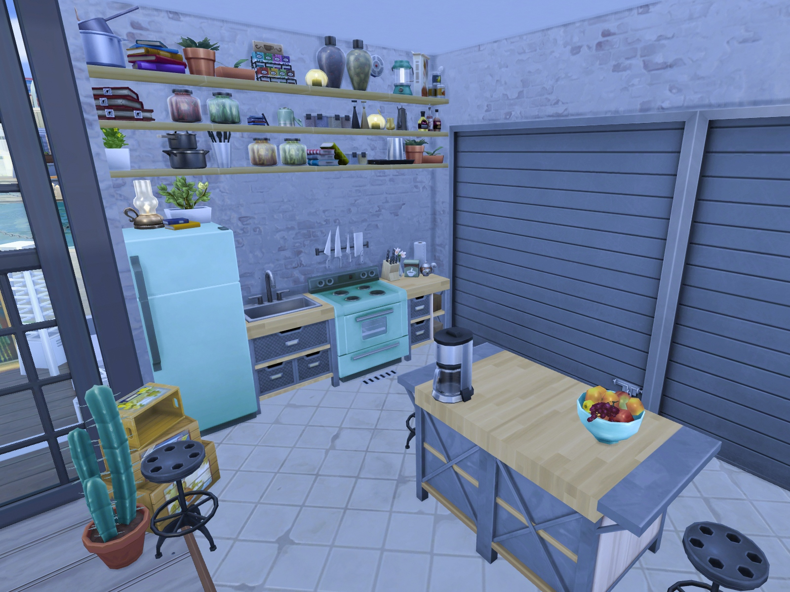 Kuchnia The Sims 4