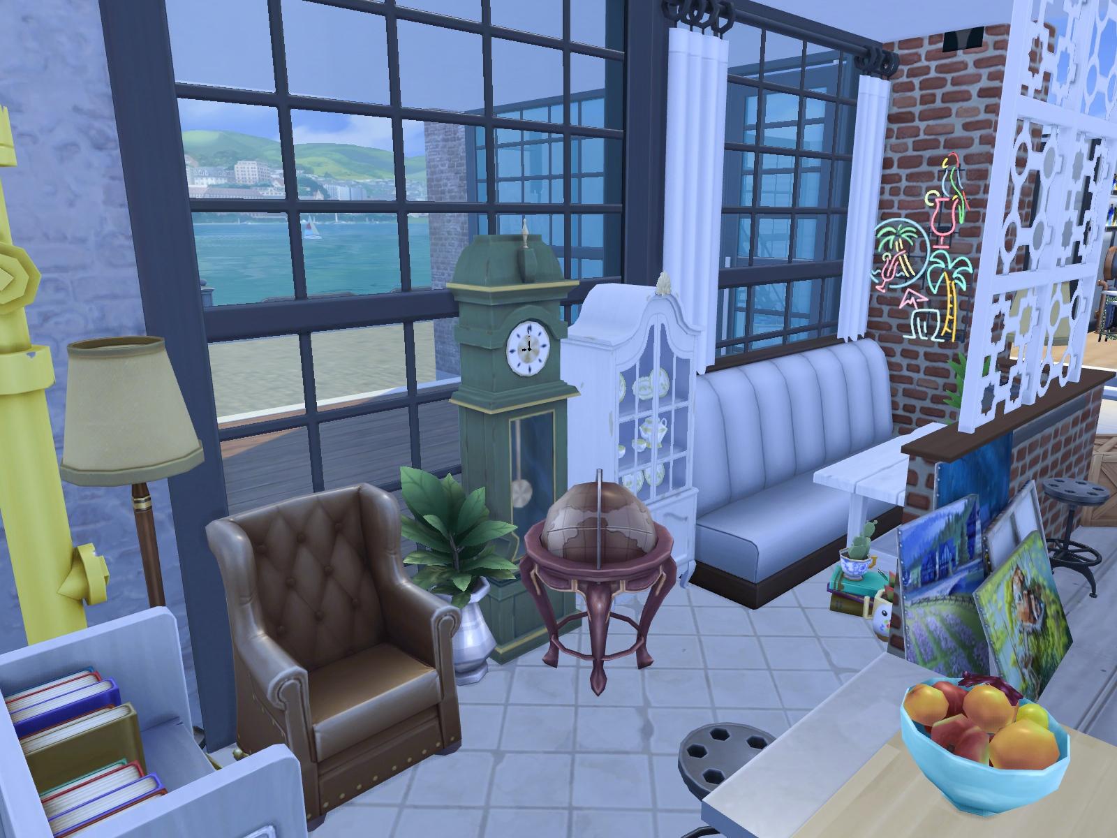 Przestrzeń jadalna The Sims 4