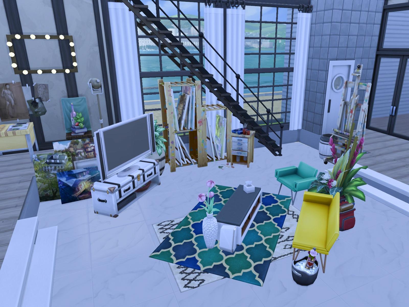 Projektowanie wnętrz The Sims 4