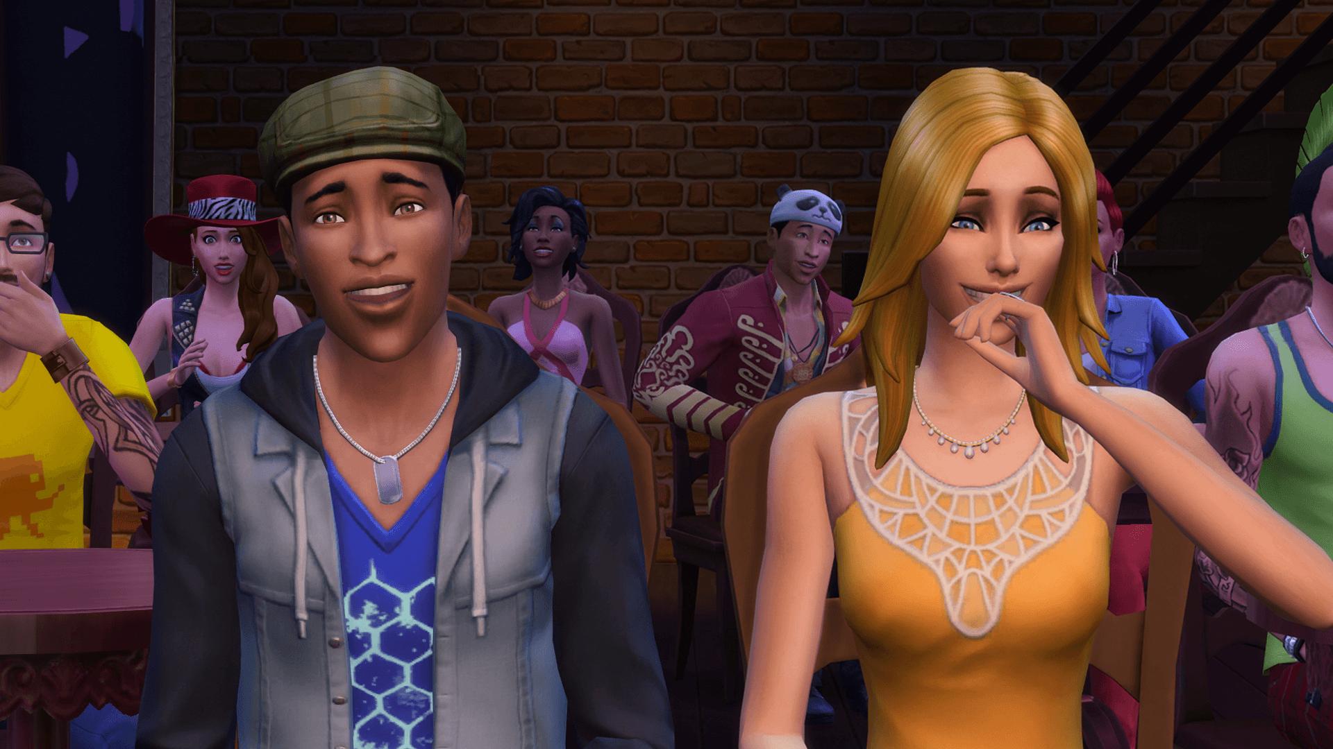 The Sims 4 Zwiastun