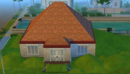 Modny piątek modyfikacja terenu The Sims 4