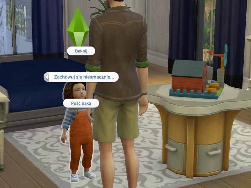 rozgrywka być rodzicem poradnik