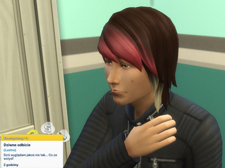 The Sims 4 znikające pryszcze modny piątek