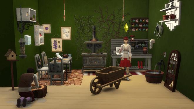 Modny Piątek The Sims 4