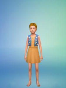 ubranie the sims 4 wielkie pranie dzieci