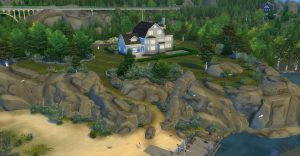 Modny piątek the sims 4 zmiana tekstury terenu
