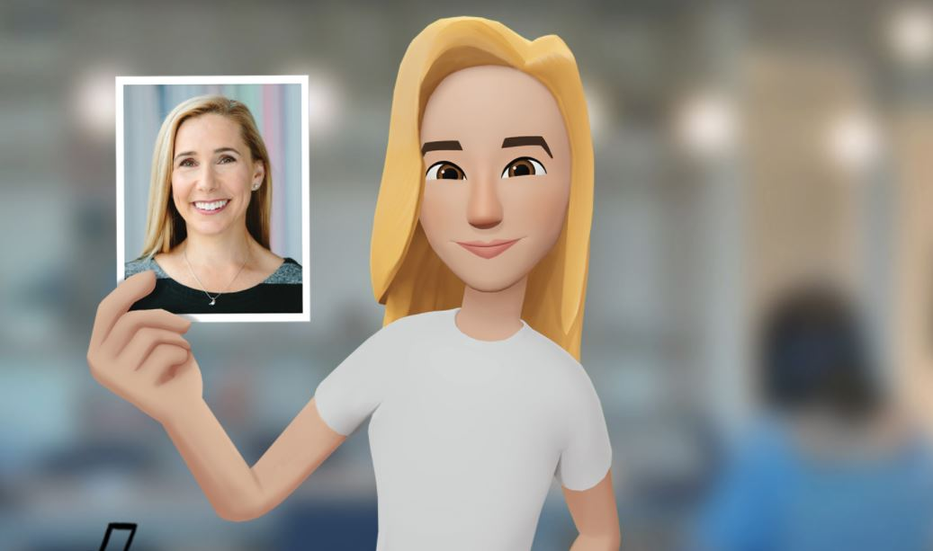 Facebook Spaces Lucy Bradshaw Maxis