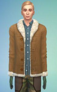 the sims 4 cztery pory roku ubrania