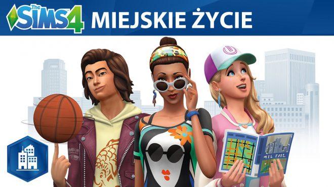 dodatki do the sims 4 miejskie życie dodatek