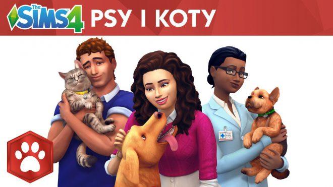 dodatki do the sims 4 psy i koty dodatek