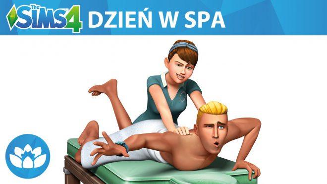 the sims 4 pakiet rozgrywki dzień w spa