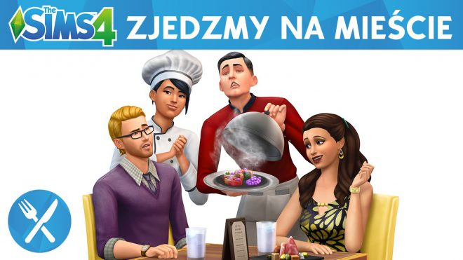 dodatki do the sims 4 pakiet rozgrywki zjedzmy na mieście
