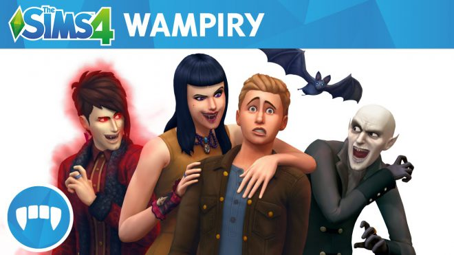 dodatki do the sims 4 pakiet rozgrywki wampiry