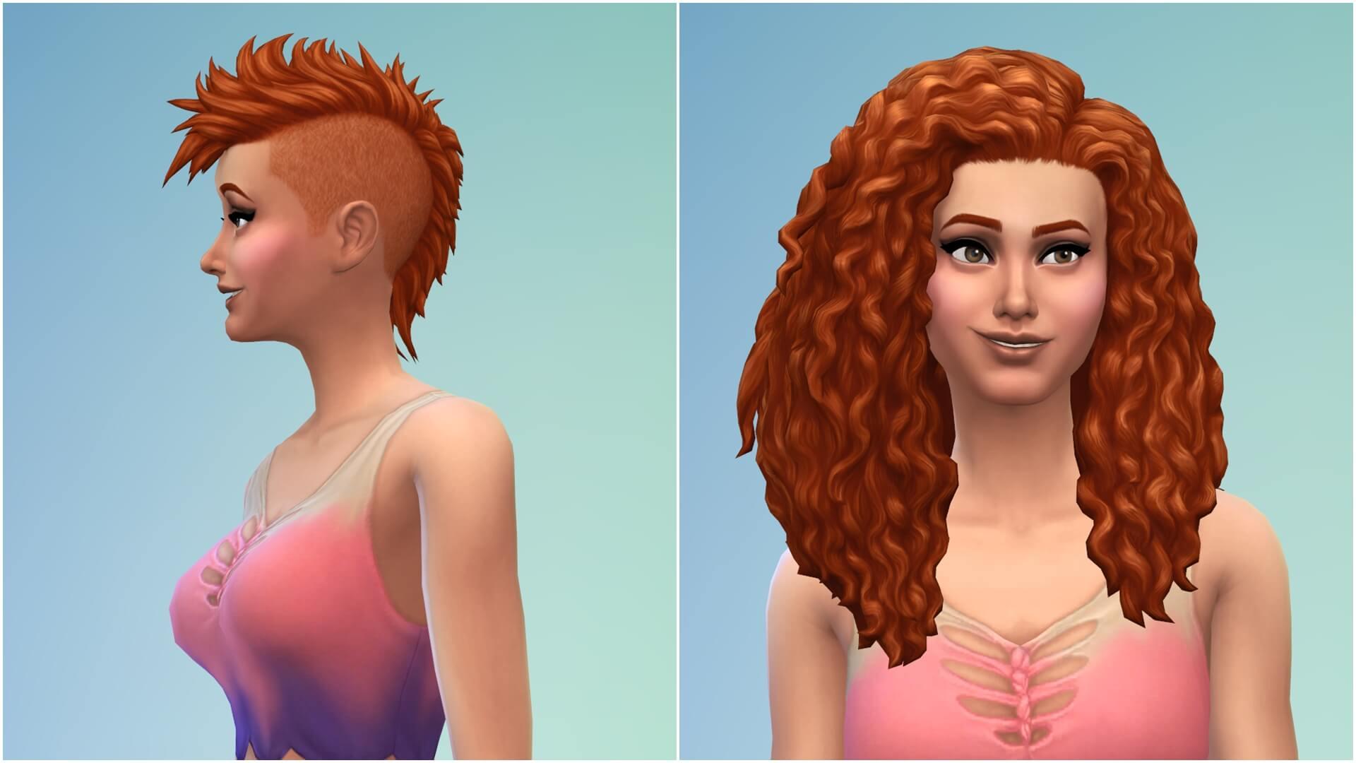 Przegląd The Sims 4 Wyspiarskie życie Cas Stwórz Sima