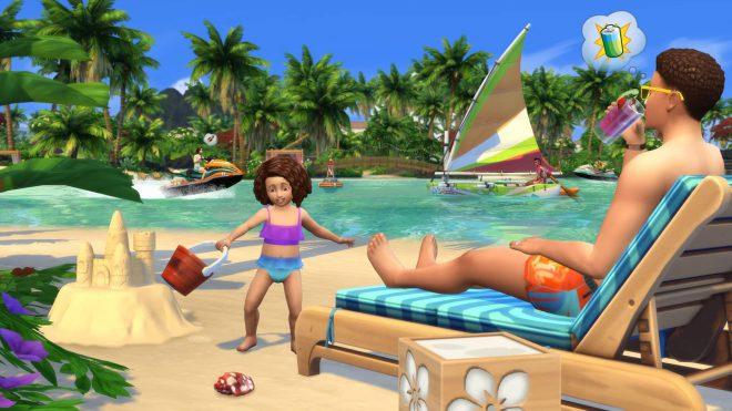 Obraz podglądowy - The Sims 4 Wyspiarskie życie