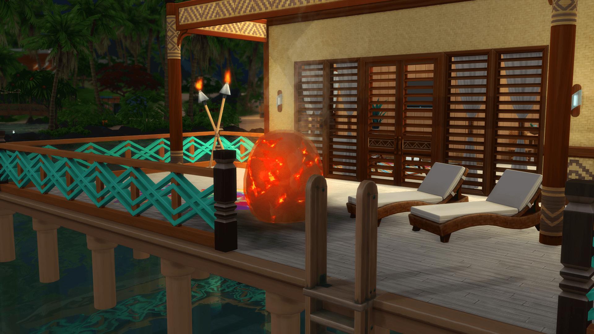 Przegląd: The Sims 4 Wyspiarskie życie – Sulani • DOTsim