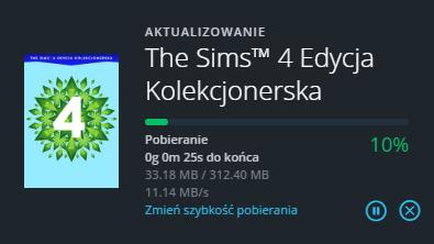 aktualizacja sims 4 maj 2021