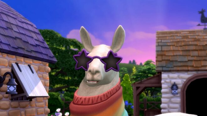 The Sims 4 Wiejska sielanka taniej